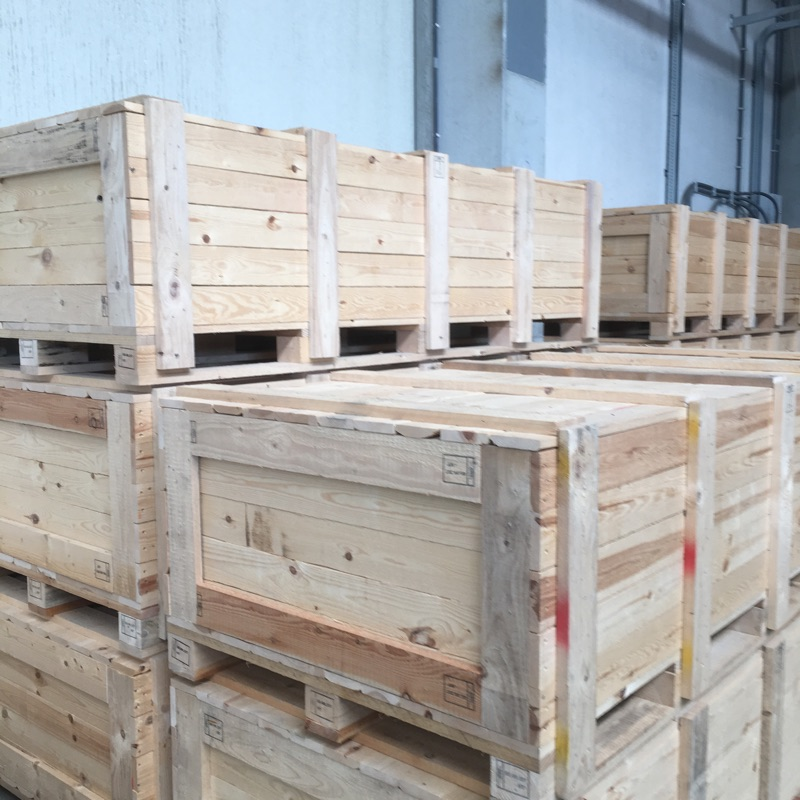 exportverpakkingen